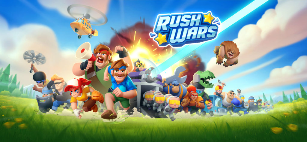 Rush Wars APK Download For Android ( Latest Version) - DotApex