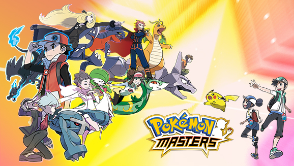 Pokemon Masters PC