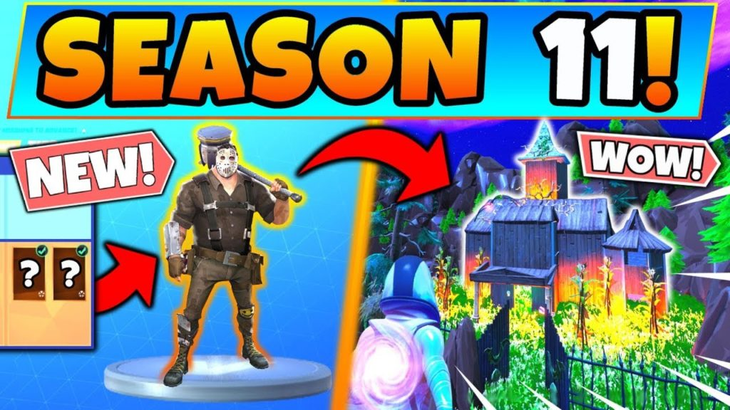 Fortnite Season 11 Skins